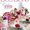 Featured in Occasions Magazine   Winter Spring 2011   Legendary Events