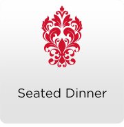 Legendary Sample Seated Dinner Menus