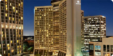 Hilton Hotel Atlanta Downtown