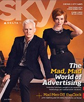 Featured in Delta SKY Magazine | July 2010 | Legendary Events