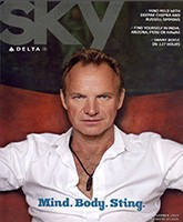 Featured in Delta SKY Magazine | November 2010 | Legendary Events
