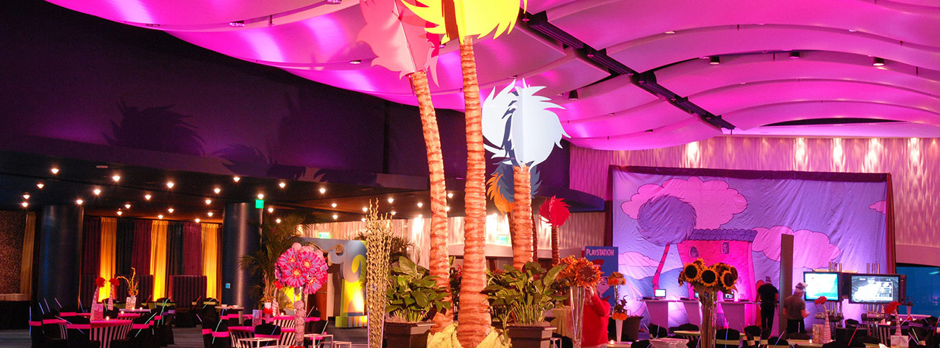 Tropical theme parties in Atlanta
